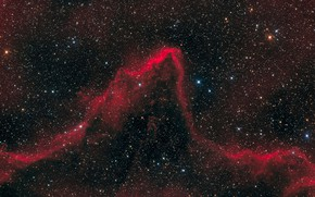 Картинка космос, туманность, BBW56