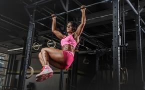 Картинка legs, female, workout, abs