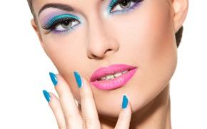 Картинка model, female, make up