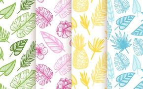 Картинка фон, текстура, summer, patterns