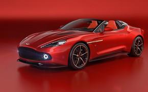 Картинка фон, Aston Martin, астон мартин, Vanquish, ванквиш