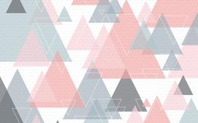 Картинка вектор, текстура, abstract, art, triangular, Scandinavian