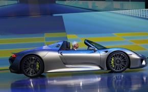 Картинка Porsche, Spyder, 918