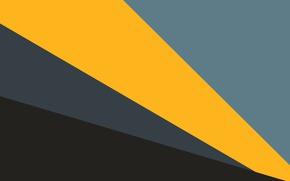 Картинка линии, желтый, серый, черный, текстура, material