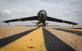 Обои Barksdale Air Force Base, United States, B-52
