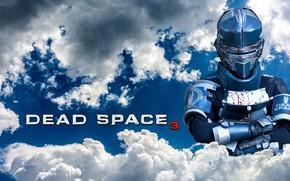 Картинка небо, игры, Dead Space 3