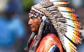 Обои style, man, индеец, face, Peruvian