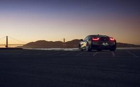 Картинка BMW, San Francisco, Rear, I8, Autovault
