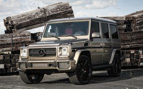 Обои G63, Mercedes, AMG