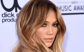 Обои Дженнифер Лопес, Jennifer Lopez, макияж, make up, J.Lo, певица, актриса, взгляд, поза