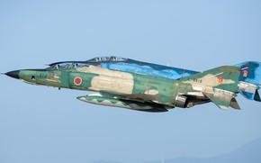 Картинка пара, истребители, Kai Phantom II, McDonnell Douglas, F-4EJ