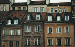 Картинка город, улица, Англия, здания, архитектура, фасад
