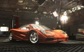 Картинка MC LAREN F1, Realistic Car Modeling, The Crew