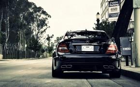 Картинка Mercedes - Benz, C63, Amg