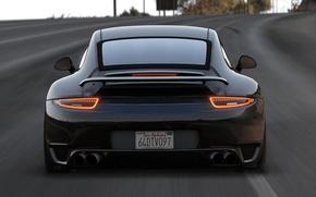 Картинка дорога, автомобиль, Porsche 911, Grand Theft Auto V