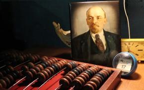 Картинка Ленин, вождь, Ульянов, и Ленин такой молодой и юный октябрь впереди