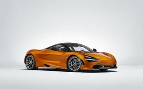 Картинка фон, купе, McLaren, суперкар, Coupe, макларен, MSO, 720S