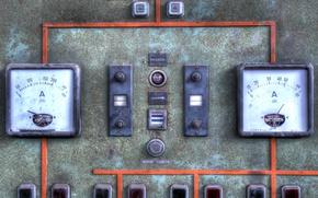 Картинка приборы, кнопки, пульт