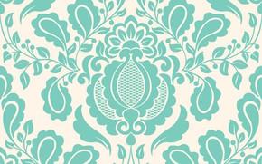 Обои цветы, обои, узор, текстура, орнамент, vintage, element, floral, seamless, pattern .
