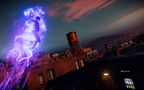 Картинка infamous second son, son, second