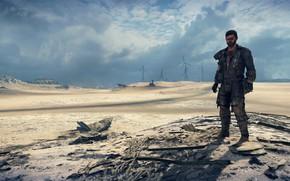 Картинка game, man, Mad Max