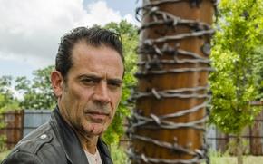 Картинка Jeffrey Dean Morgan, The Walking Dead, Season 7, Negan