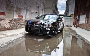 Картинка полиция, Dodge, 2012, Charger, Pursuit