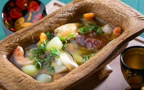 Картинка рыба, суп, уха