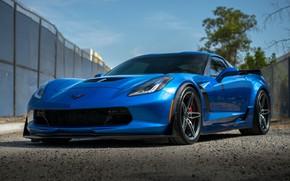 Картинка Z06, Corvette, Chevrolet, ACE Alloy Flowform