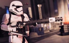 Картинка Star Wars, Stormtrooper, Star Wars Battlefront II