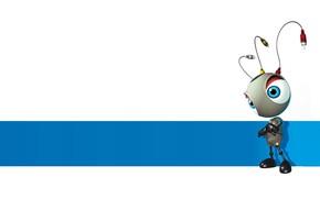 Картинка рендеринг, муравей, усики, детская., мурашек, Heri Irawan