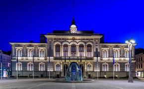 Картинка Финляндия, Finland, Тампере, Tampere, Tampere City Hall