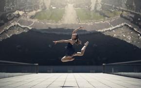 Картинка девушка, танец, Camille