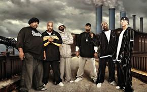 Картинка Swift, Eminem, Rap, Hip-Hop, Bizarre, Shady Records, Kon Artis, Dirty Dozen, d12, Kuniva, Proof