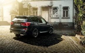 Картинка вид сзади, 2018, кроссовер, AC Schnitzer, BMW X3, ACS3