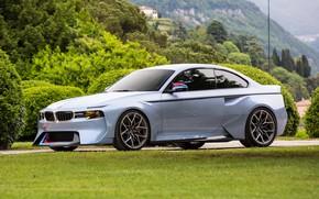 Картинка Concept, Авто, BMW, Машина, turbo, Автомобиль, 2002, Новая, Немец, BMW 2002, BMW 2002 Hommage Concept, …
