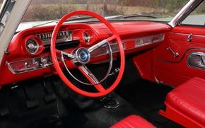 Картинка Ford, 1963, Lightweight, Galaxie 500