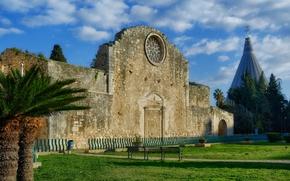 Картинка Италия, церковь, Сицилия, Сиракуза