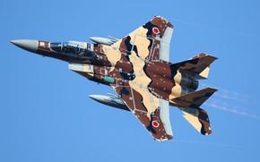 Картинка истребитель, Mitsubishi, F-15DJ