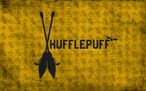 Картинка метла, Hogwarts, Хогвартс, quidditch, Hufflepuff, Пуффендуй, квидтич, by theladyavatar