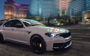 Обои Need For Speed Payback, NFS, Electronic Arts, 2017, BMW M5