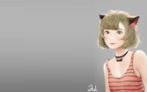 Картинка аниме, арт, Hana, regiana(jubi)