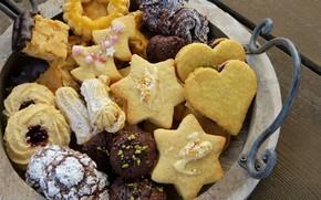Картинка сладость, выпечка, Печенье