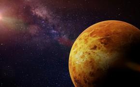 Обои cosmos, planet, sci fi