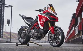 Картинка Ducati, 2018, Pikes Peak, Multistrada, 1260
