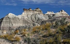 Картинка горы, скалы, США, Нью-Мексико