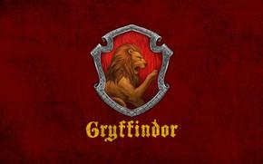 Картинка Гарри Поттер, Harry Potter, Гриффиндор, Gryffindor