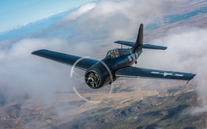 Картинка Wildcat, истребитель-бомбардировщик, палубный, одноместный