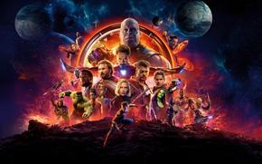 Обои Black Widow, Robert Downey Jr., Black Panther, EXCLUSIVE, Falcon, Captain America, Chris Evans, Benedict Cumberbatch, ...