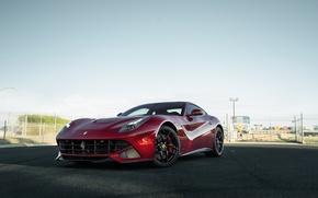 Картинка Ferrari, for, F12, Exhaust